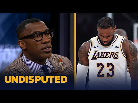 Shannon Sharpe thinks that LeBron is to blame for the Lakers' loss to the Magic | NBA | UNDISPUTED