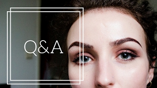 Q&A / perfumes , my watch & the future