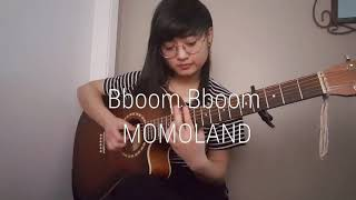 [FREE TABS] MOMOLAND - Bboom Bboom Fingerstyle Guitar Cover