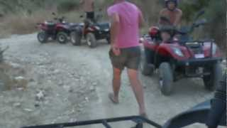 Atv breakers in zakynthos....Kostas :))