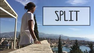 Split - Croatia - Brac - Golden Horn - party - beach - culture - part 1
