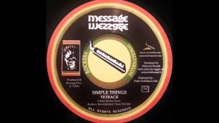 TETRACK - Simple Things [1978]