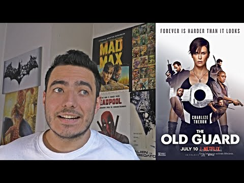 The Old Guard/Vechea Garda – Film Netflix 2020 – Recenzie