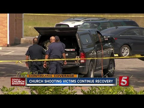 Church Shooting Victims Continue Recovery