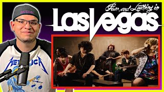 Fear, and Loathing in Las Vegas -The Stronger, The Further You'll Be   MUSICIANS REACT!