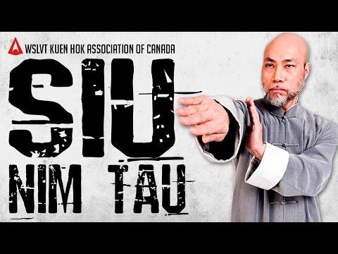 WSL Ving Tsun | Sifu Cliff Au Yeung | SIU NIM TAU