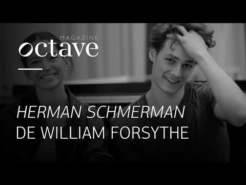 Conversations autour d'Herman Schmerman de William Forsythe