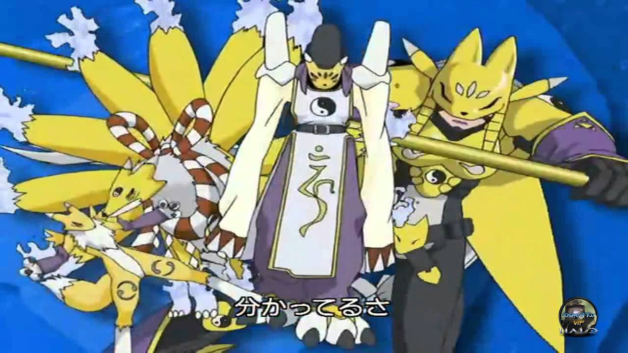 Digimon tamers latino - 1 10