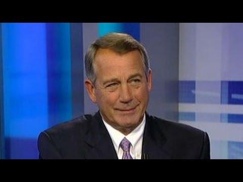 Boehner: SCOTUS is why I'm voting for Trump