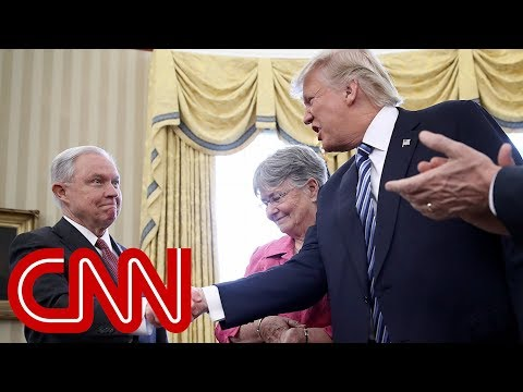 NYT: Trump ordered WH lawyer to stop Sessions from recusing himself