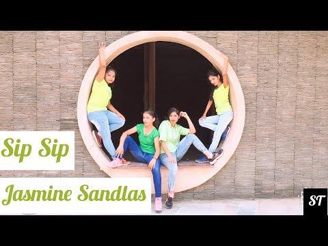 Sip Sip | Jasmine Sandlas Fte | Panjabi Dance Cover | Shalu Tyagi Dance.