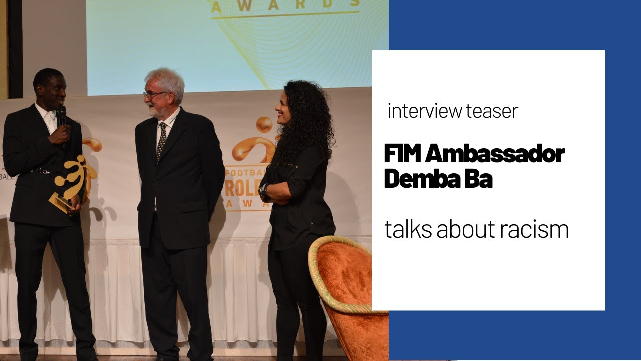 Demba Ba about invisible racism