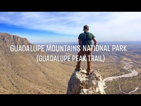 Guadalupe Mountains National Park (Guadalupe Peak)