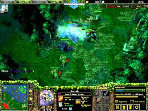 DOTA Auroth The Winter Wyvern YouTube