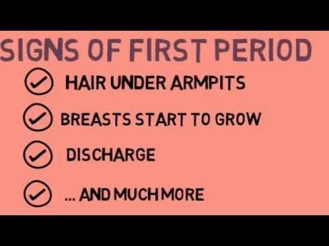 how to bring on your first period
