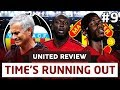 TIME'S RUNNING OUT AT UNITED?!... | Champions League Live | United Review