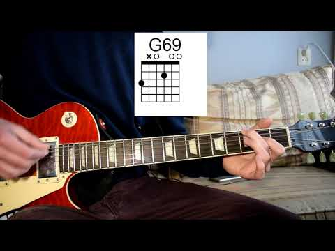 King Krule - Lonely Blue Guitar Lesson