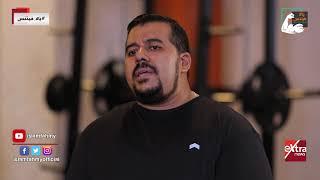 محمد مكاوي   بطل مصري يحصل علي المركز الثاني في بطوله مستر الومبيا