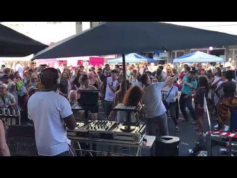 Download Australians celebrate Music-day with LOVING YOU ( Iyo ft Diamond platnumz)