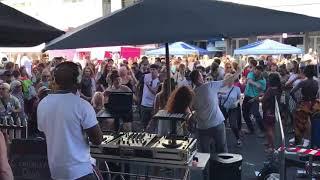 Australians celebrate Music-day with LOVING YOU ( Iyo ft Diamond platnumz)