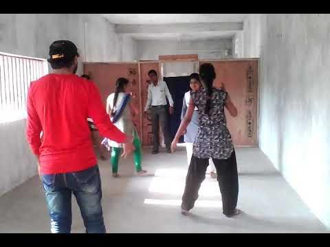 Lucky chaturvedi dance Drama shahdol mp(1)