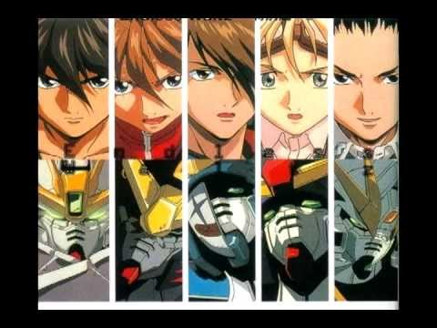 Gundam Wing- Just Communication English Full