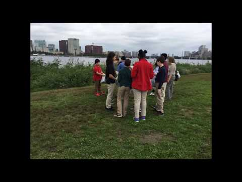 The Newman School MYP Service Project on the Charles River
