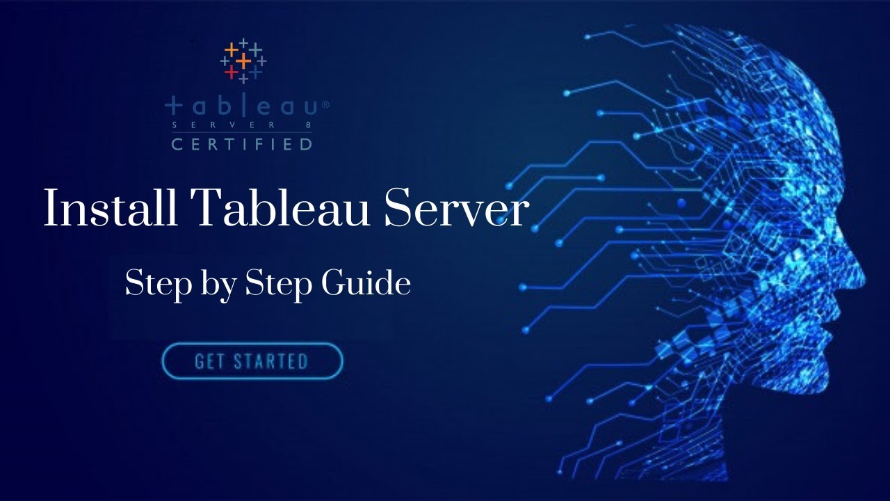 Tableau Server Part 1 How To Install Tableau Server Youtube