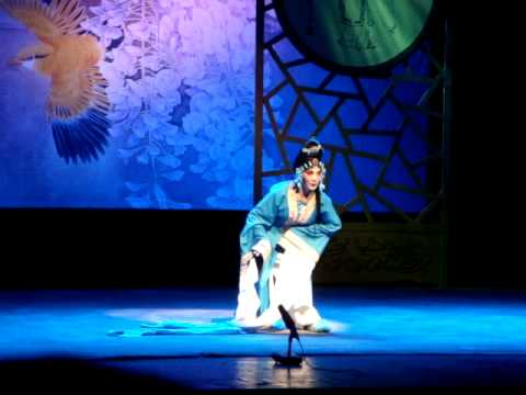 Peking Opera at YiFu Theater in Shanghai, China