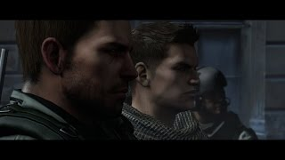Resident evil 6 Chris and Pierce campaign pt.1