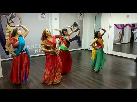 Восточный танец. Bollywood. Новый год M.Dance