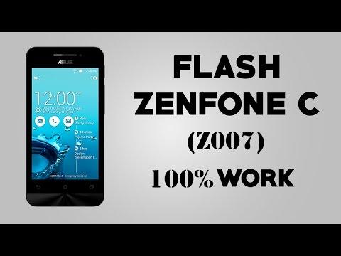 cara-flash-asus-zenfone-c-(z007)-100%-work-(+firmware,-driver,-flashtool)