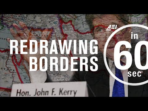 Sykes-Picot: Would redrawing the borders improve the Middle East? | IN 60 SECONDS