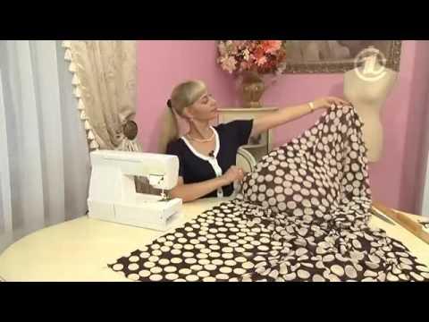 видео: пляжное платье.flv