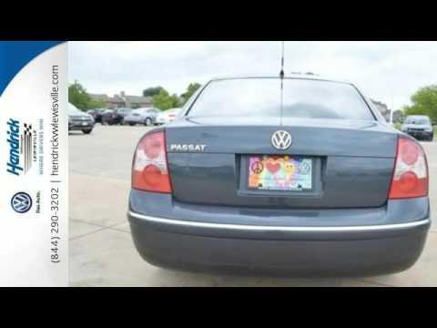 2003 Volkswagen Passat Lewisville TX Carrollton, TX #LP6658
