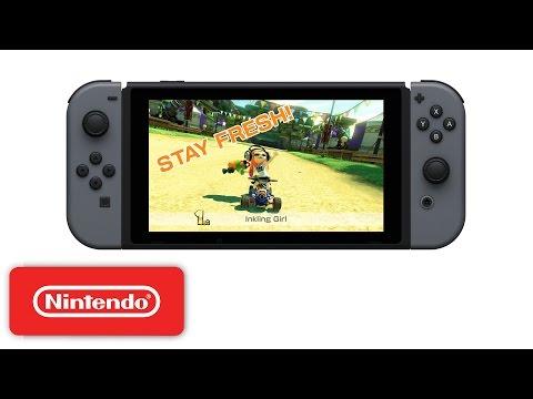 Nintendo Switch - Taking Screenshots