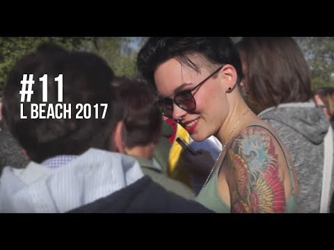 Alles Voller Lesben - L BEACH 2017