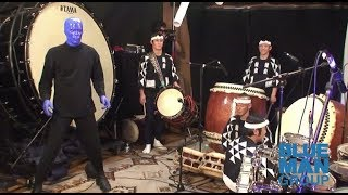 Blue Man Group and Kodo Drummers Perform | Exclusive Archival Footage