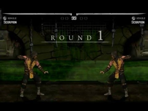 mugen download mortal kombat