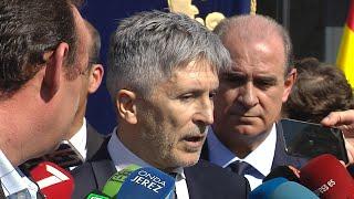 Marlaska pretende subir un 20% los sueldos de los policías