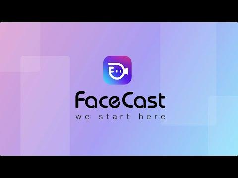 FaceCast: Make New Friends