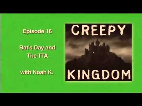 Bats Day and the TTA - CK Classic Podcast
