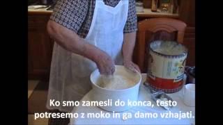 Recepti Mame Slavke - Slovenska Potica