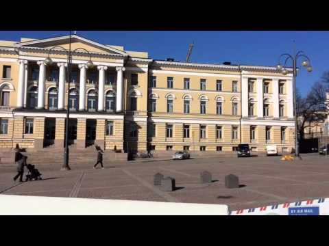 University of Helsinki,  Main Building tour