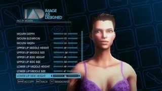 Saints Row 4 Character Creation 1080p - In depth Review Male and Female
