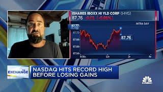 Dow and Nasdaq fall ahead of Fed news