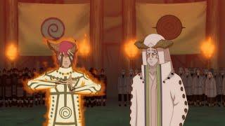 Узумаки и Ооцуцуки 2 бессмертных клана И все техники мира Наруто и Боруто создали Ооцуцуки
