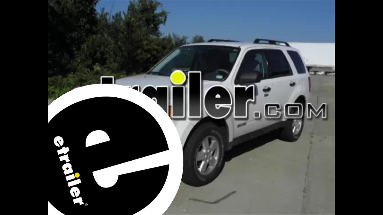 2008 Ford Escape Trailer Wiring Harness Installation Data F150 Diagram Etrailer F 150 Diagrams