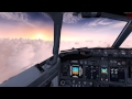 [PREPAR3D] PMDG 737-800 landing at Los Angeles (KLAX) + quick shutdown (FSrealWX Pro)