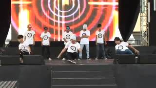 Thunder Dance Crew BU Honda Showcase(Vong Ban Ket)28 07 13